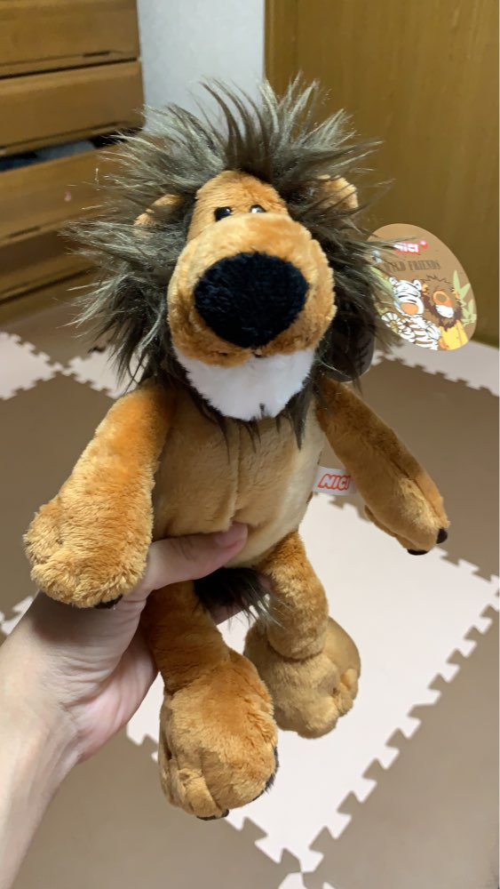 Lion Stuffed Toy - Hellopenguins