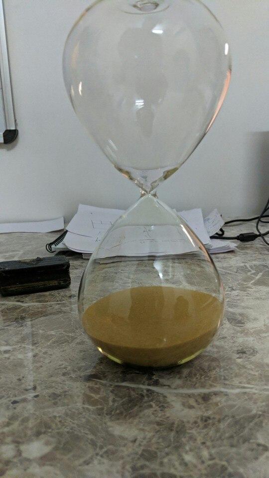 Ampulhetas Ampulheta Cronometrando Altura