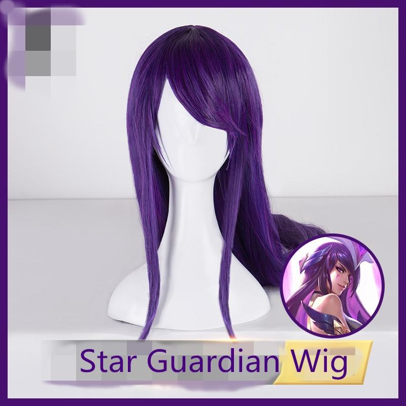 LOL κοστούμι cosplay Star Guardian Σκούρο κεφάλι - Καρναβάλι κοστούμια - Φωτογραφία 5