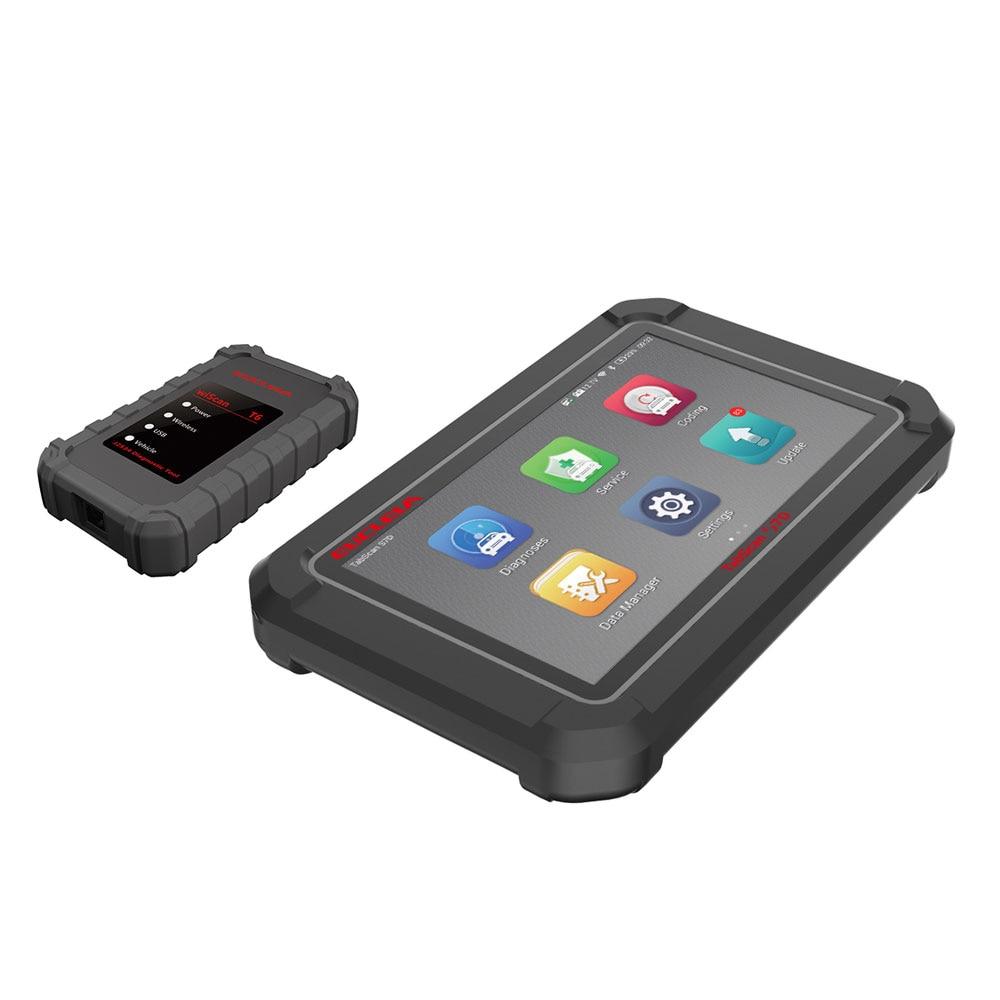 EUCLEIA TabScan S7D Auto Intelligent Dual-mode Diagnostic System