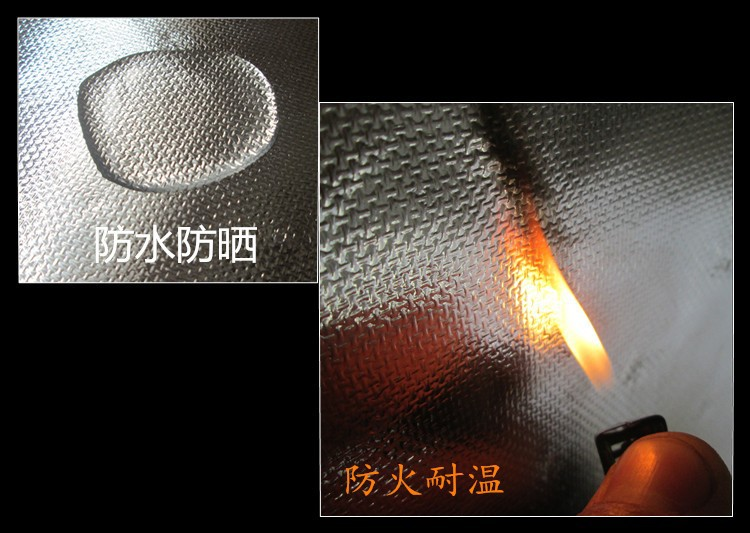 10m Roof, Floor, Wall Heat Cold Insulation Fiberglass Cloth Material,Auto Car Heat Sound Deadener ,thermal Insulation Mat