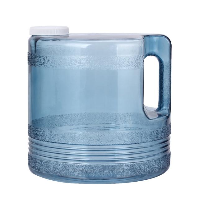 Azdent 4Lプラスチックボトル純粋な電気水蒸留器蒸留フィルター水機部品プラスチック水差しホーム歯科ラボ