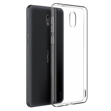 Transparent Soft TPU Case For Nokia 4.2 1 Plus 2 2.1 3 3.1 5 5.1 X5 6 6.1 X6 7 Plus 8 Sirocco 540 830 Clear Silicone Cover(China)