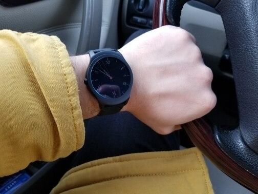 Ticwatch 2 GPS Умные Часы 1.2 ГГц 512М Оперативная память + 4Г Встроенная память Сердечного Ритма Мониторы Умные Часы IP65 Водонепроницаемый Беспроводные Устройства