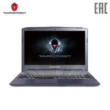 Ноутбук Игровой Thunderobot 911SE E5TaR 15.6″/i5-7300HQ/8GB/1TB+128GB/GTX1050Ti/noODD/DOS /SSD+HDD/черный/ (JT009S00S) Официальная гарантия 1 год    Игровой ноутбук Бренд №1  в Китае