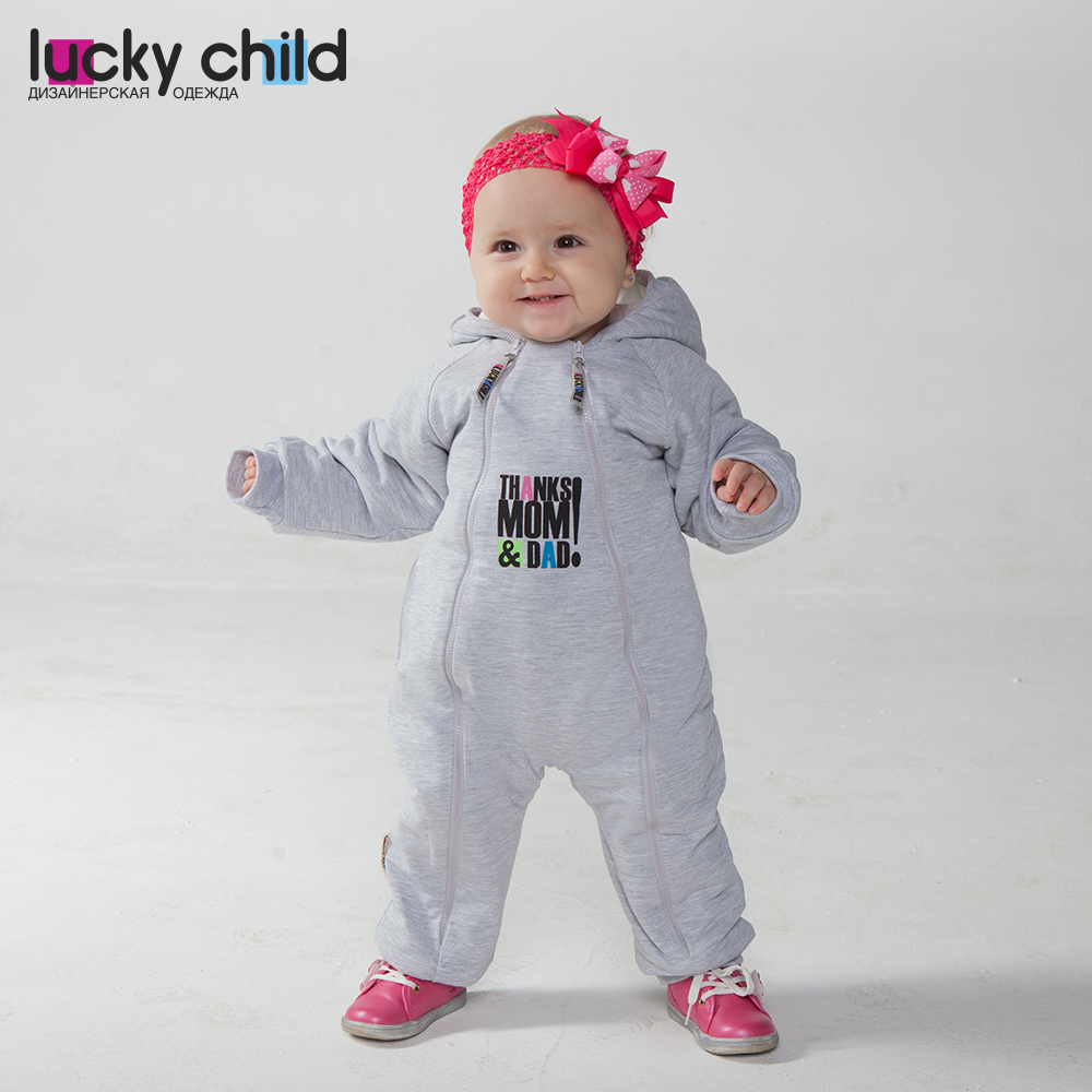 Jumpsuit Lucky Child for girls and boys 1-71 Sport Children's clothes kids