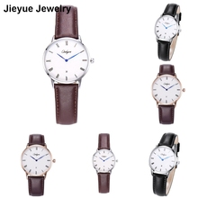 ONLYOU Brand Fashion Watches Luxury Couples Watch Leather Ladies Watches  Rhinestones Waterproof Quartz Wristwatch