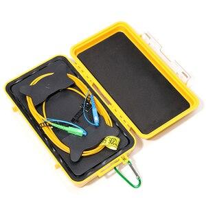 Image 5 - 1000m,MM,Multi Mode OTDR Launch Cable Box,Optic fiber rings ,OTDR dead zone eliminator with SC/APC SC/APC connector