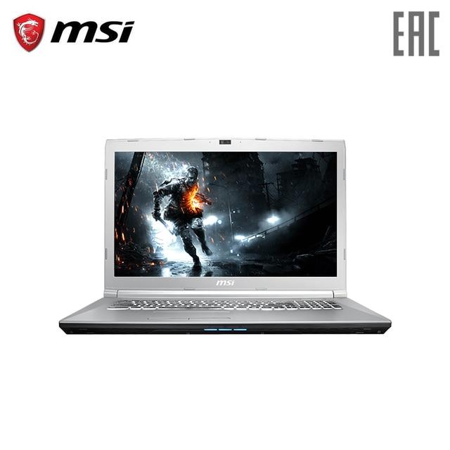 Ноутбук игровой MSI PE72 7RE-1421XRU-SS5730H8G1T0XX 17,3/i5-7300HQ/8 ГБ/1 ТБ/1050Ti/noDVD/DOS