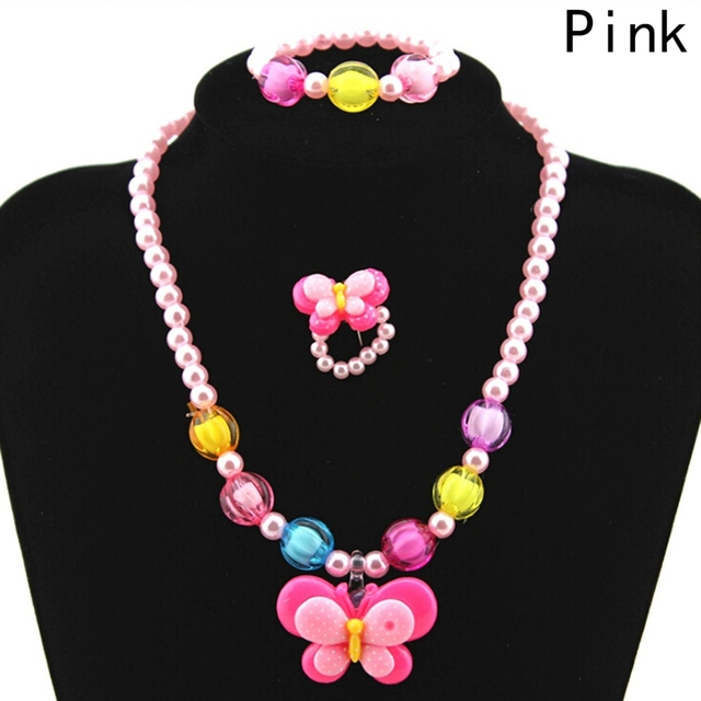 Beads Butterfly Necklace...