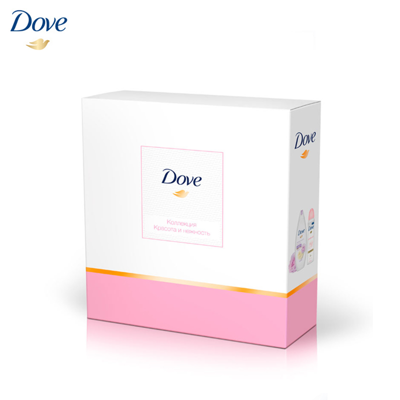 Gift set Dove Beauty and Tenderness 250ML + 150ML shampoo deodorant spray antiperspirant Beauty chunji 150ml
