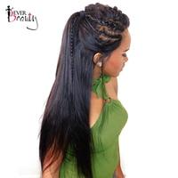 Jamais la Beauté 360 Dentelle Frontale Perruque Pour Les Femmes Noires 180% Densité Pré Pincées Brésilienne Droite Soyeuse Remy Humains Cheveux