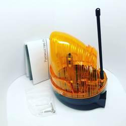 Сигнальная лампа для автоматических ворот Лампа для ворот Мигающая лампа Универсальная лампа Свет для ворот Лучшая