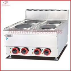 EH667 плита электрическая 4 конфорками из оборудования для приготовления пищи машины