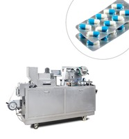 DPP 140 automatic blister packaging machine for tablet/capsule blister blister sealing machine