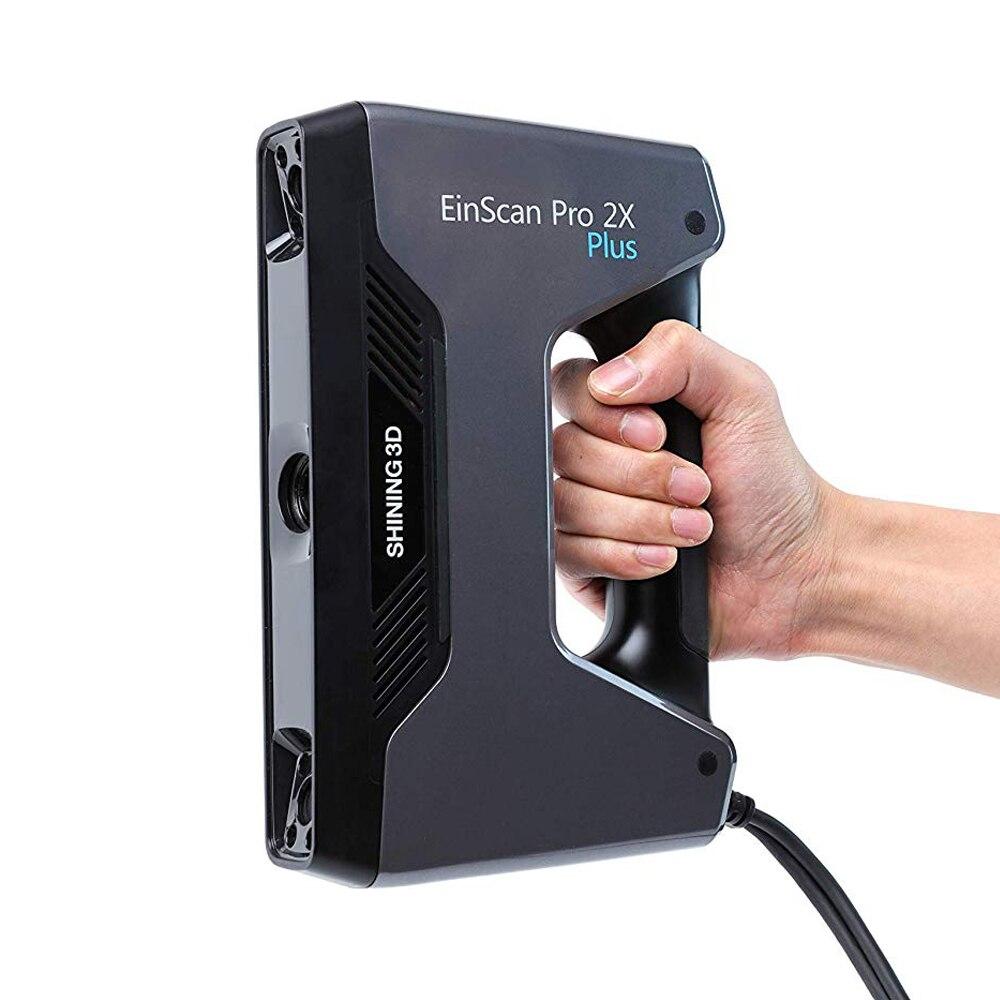 EinScan Pro 2X Plus wielofunkcyjny ręczny skaner 3D