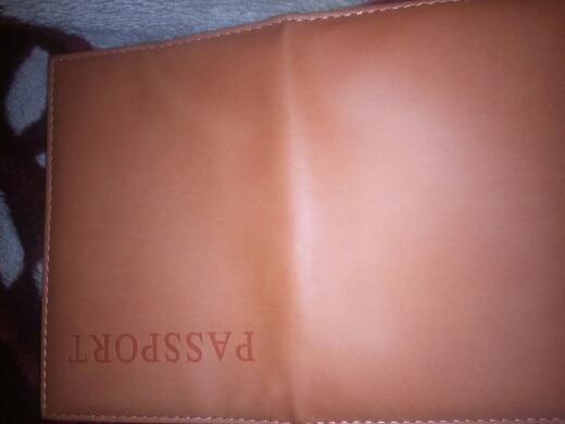 Maison Fabre 2019 Toegewijde mode Reispaspoort Case ID-kaart Hoeshouder Protector Organizer Dropshipping Mar13 photo review
