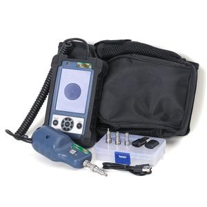 Image 5 - Komshine KIP 600V Fiber Optic Connector Inspection Video Inspection Probe and Display, Fiber Optic MicroScope 400 Magnification