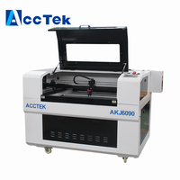 Economic leather laser cutting machine price 600*900mm rubber stamp laser engraving machine