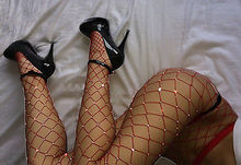 Фотография Sexy Diamond Design Womens Fishnet Tights Mesh Pantyhose Summer Ladies Rhinestone Nylon Tights Footless Fish Net Tights Collant