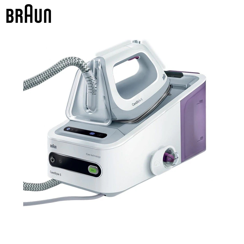 Electric Irons Braun CareStyle 5 IS5043 steam iron steamer все цены