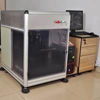 2D/3D crystal laser inner engraving machine