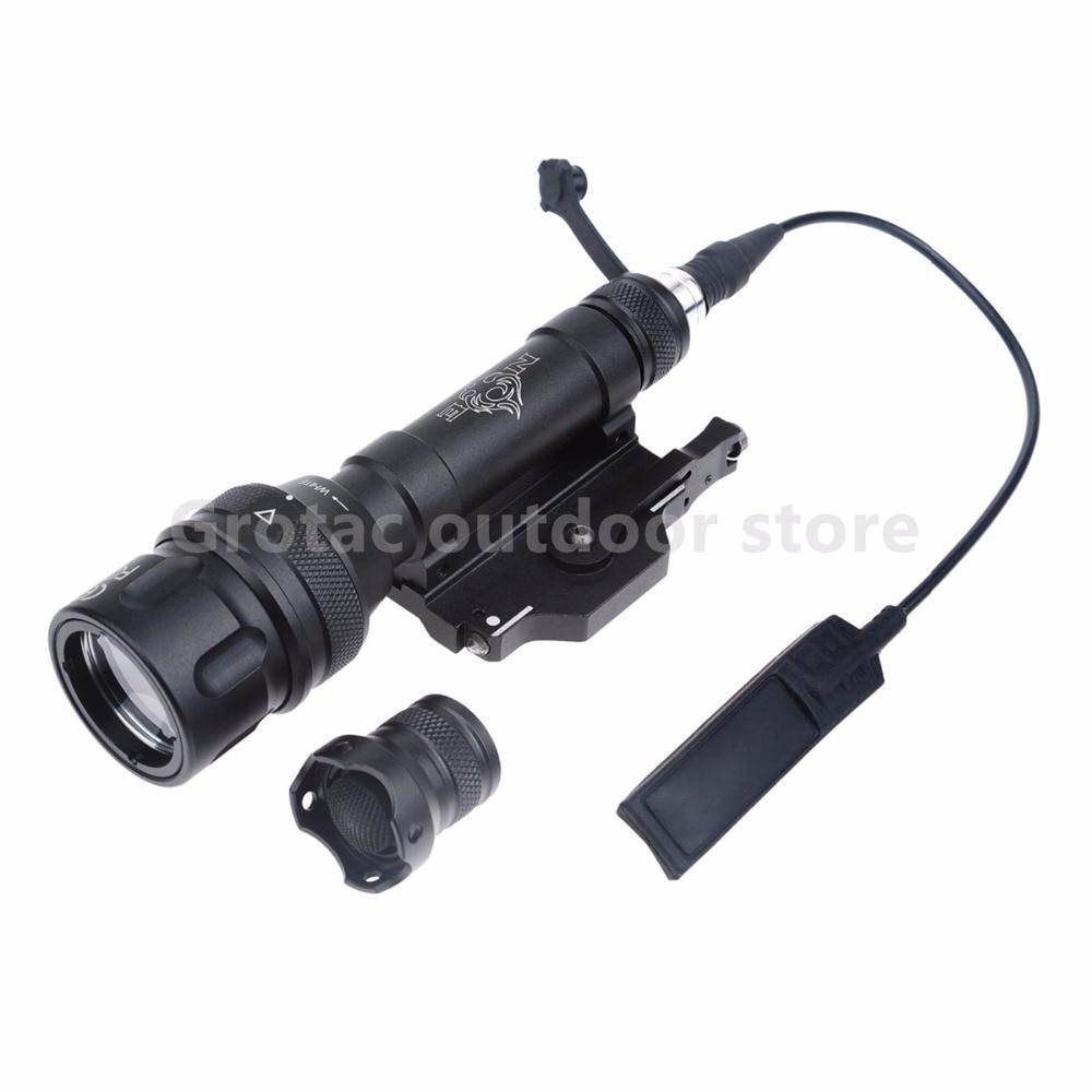 Night-Evolution led light NE 04015 M620V bright tactical flashlight torch hunting