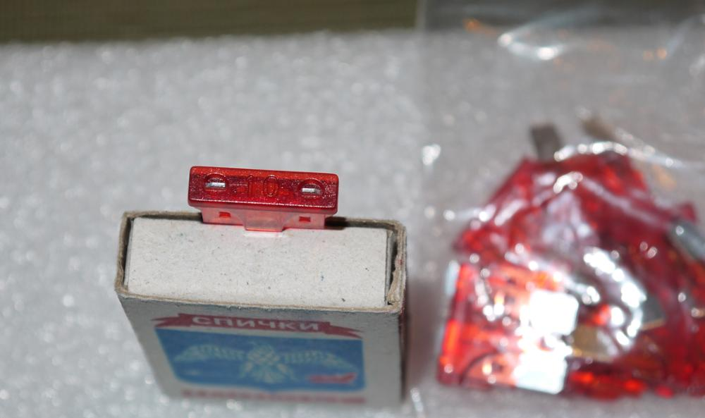 Fuses car Mini Micro Standard Car fuse 2A 3A 5A 7.5A 10A 15A 20A 25A 30A 35A 10pcs/lot