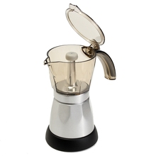 Kitchen Mini Coffee Maker Electric Automatic Coffee Machine Cafetiere 6 Cups Espresso Percolator Mocha Tea Kettle Household