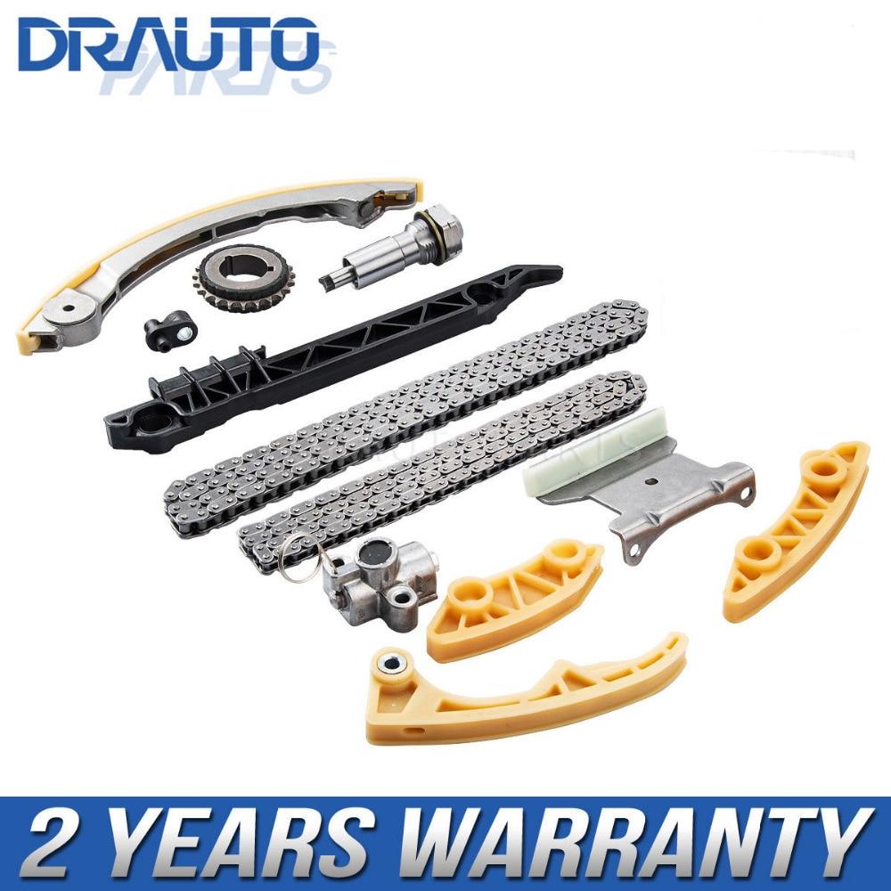 OEM Timing Chain Repair Kit For Saturn Chevrolet Cruze 12PCS in total OE# 24424758 12608580OEM Timing Chain Repair Kit For Saturn Chevrolet Cruze 12PCS in total OE# 24424758 12608580