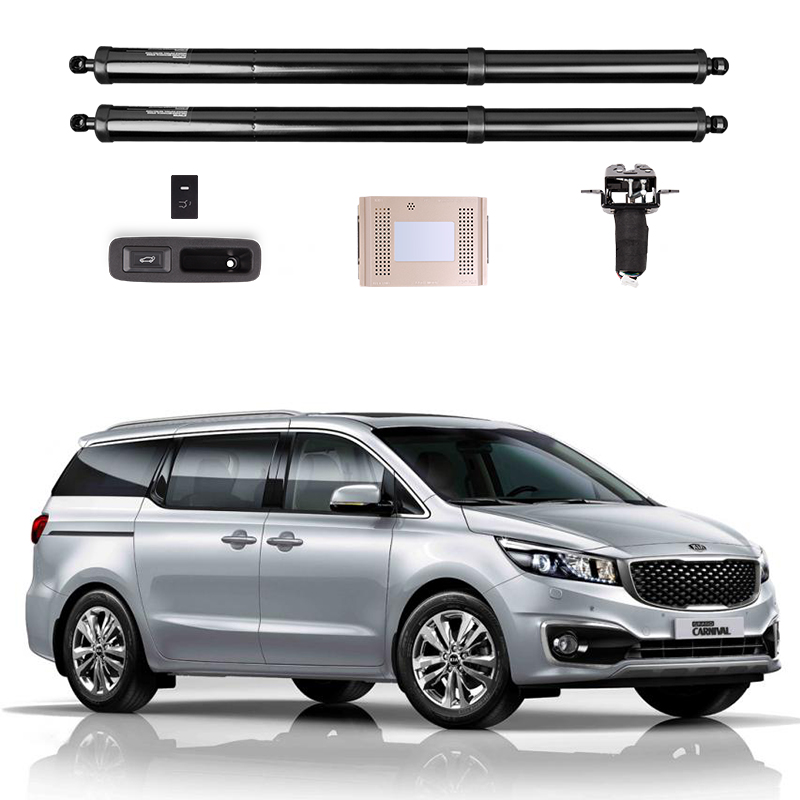 New For KIA Carnival Electric Tailgate Modified Leg Sensor Tailgate Car Modification Automatic Lifting Rear Door Car Parts