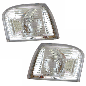 Image 1 - Front Turn Signal Light fits TOYOTA CARIB 1997 1998 1999 2000 2001 2002 Marker Parking Corner PAIR