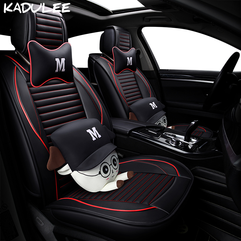 KADULEE ( Front + Rear ) For LandRover all models Range Rover Freelander discovery evoque auto accessories car styling - 2