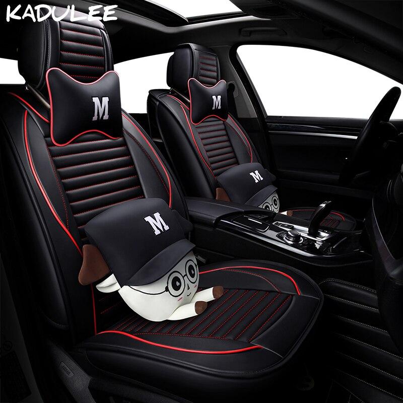 Kadulee (Передний + задний) для LandRover все модели Range Rover Freelander Discovery Evoque авто аксессуары для авто Стайлинг - 2