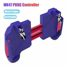 MK47 PUBG Game Controller Joystick Gamepad Metal Trigger Mob