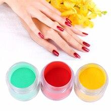 Фотография 18 Pcs Nail Art DIY Glitter UV Powder Nail Polish Dust Set Kit Decor Manicure