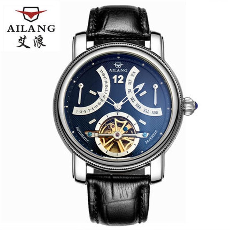 08ebbe27f6a7 Carnaval vintage tiempo antiguo bijou regalo hombres político diesel reloj  automático de piloto watch lazo reloj conductor