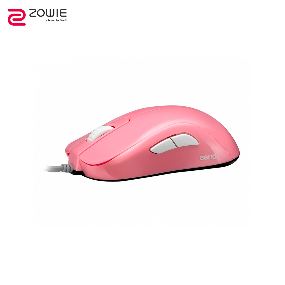GAMING MOUSE ZOWIE GEAR S2 DIVINA PINK EDITION computer gaming wired Peripherals Mice & Keyboards esports e blue ems618 wired gaming mouse black