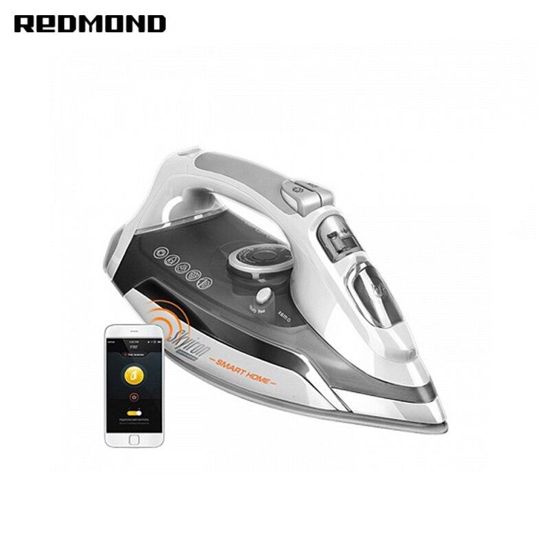 Купить со скидкой Умный утюг REDMOND SkyIron C265S