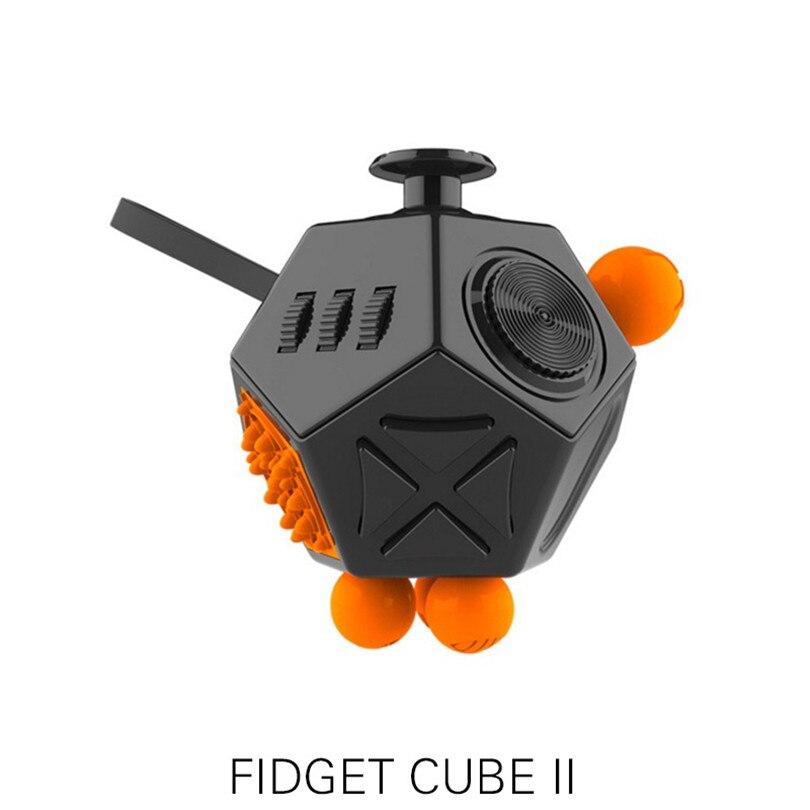 Fidget Cubo cubos mágicos botão engraçado apaziguador Faixa Etária : 3 Anos de Idade