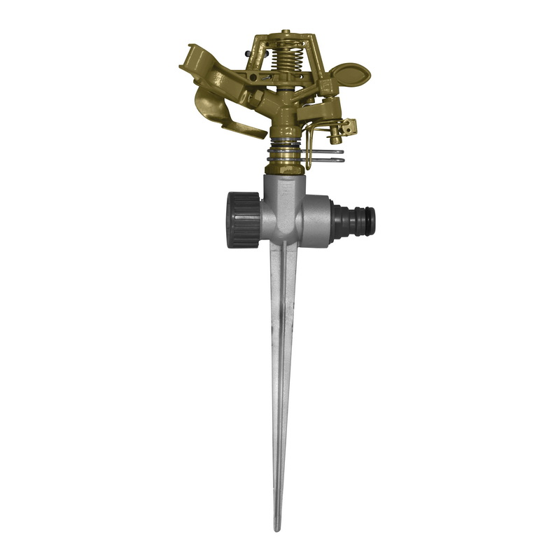 цена на Sprinkler impulse brass at the peak KRATON ISM-02S