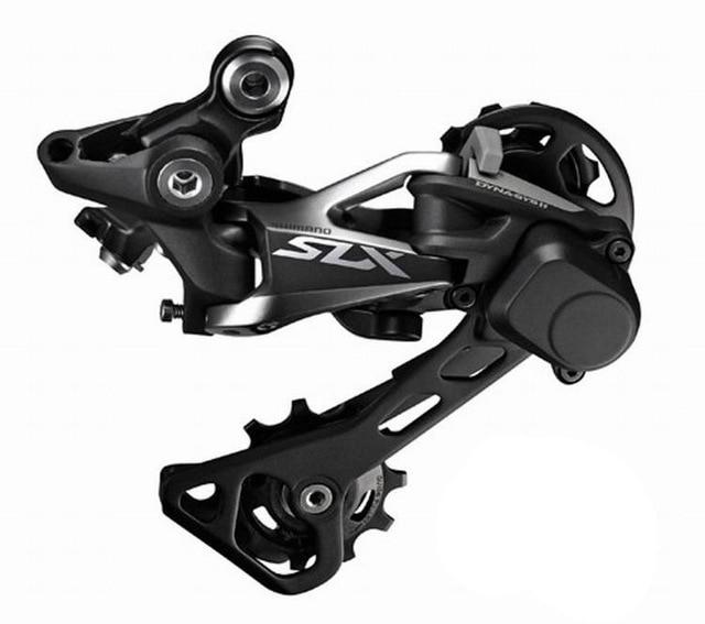 Shimano SLX RD M7000 GS 11 S vitesse moyenne Cage dérailleur arrière système d'ombre bouton de verrouillage partie vélo