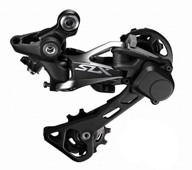 Shimano SLX RD M7000 GS 11 S Vitesse Moyen Cage Dérailleur Arrière Ombre Système De Verrouillage Bouton Vélo Partie