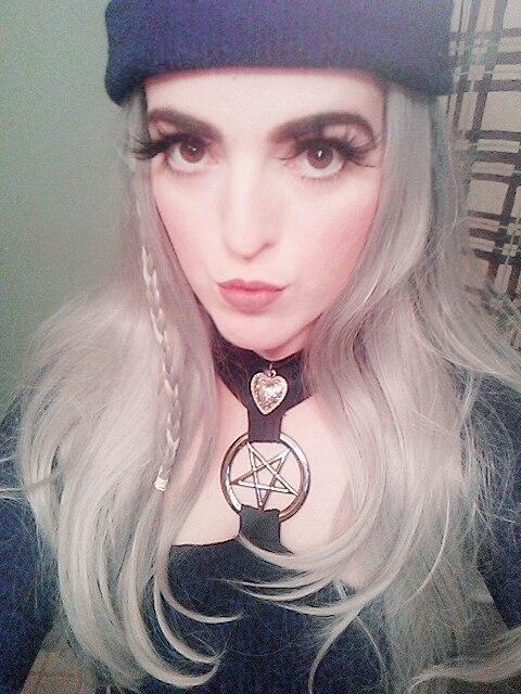Black Pentagram Top photo review