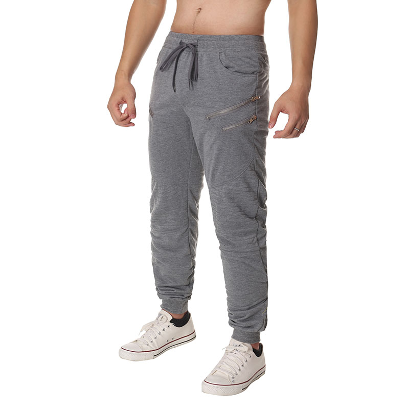 2017 men pantalones hombre plus size 3 colors casual jogger