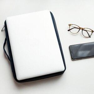 Image 4 - עמיד למים Oxfored תיקיית קובץ A4 תיק מסמכים תיק עסקי מתנת תלמיד שקית אחסון עבור מחשבים ניידים עטים מחשבי כרית