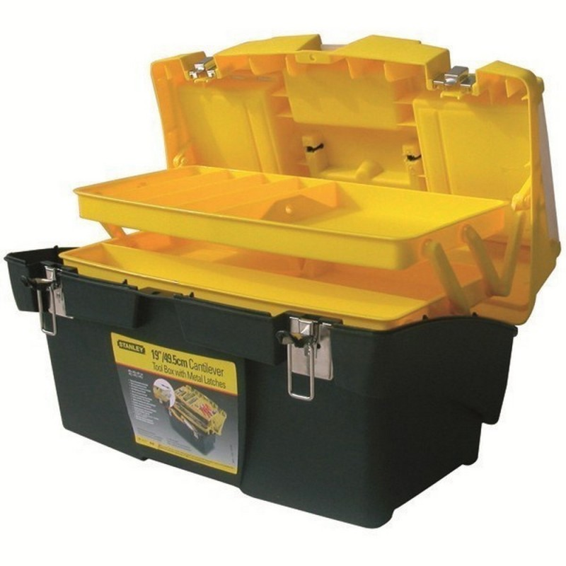 STANLEY 1-92-911-Toolchest Mega 1900 With Metal Closures 48 Cm