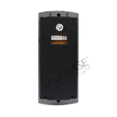"Купить с кэшбэком HOMSECUR 9"" Wired Video Door Phone Home Intercom 1X Recording Monitor 1X 700TVL Camera"