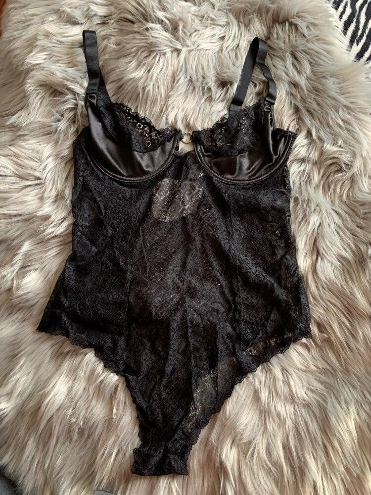 Arrival Womens Body Suits Summer Straps Lace Bodysuit With Waist Belt Plus Size Combinaison Femme Teddy photo review