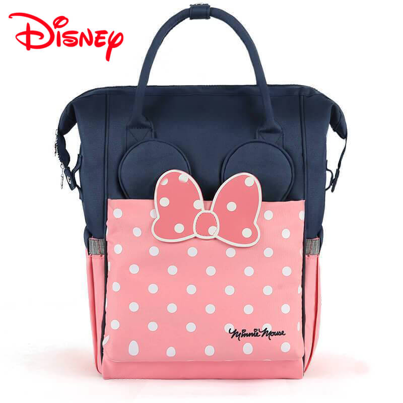 Disney Mickey Minnie Best Diaper Bag Baby Bag Backpack Mummy Maternity Care  Large Capacity Nappy Bag ecd886388418